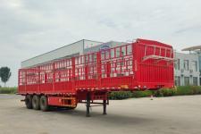 霸申特13米30.7吨3轴仓栅式运输半挂车(BST9375CCYE)