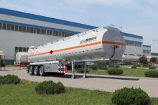 盛润12米33.5吨3轴铝合金运油半挂车(SKW9406GYYL)