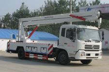 东风天锦国五22米高空作业车