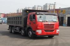 解放前四后八平头柴油自卸车国五271马力(CA3310P1K2L5T4E5A80)
