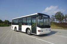 海格牌KLQ6935GAE5型城市客车图片