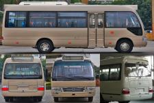 金旅牌XML6729J15C型城市客车图片2