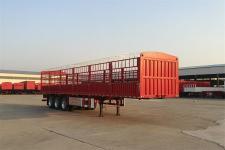 华宇达12.5米33.6吨3轴仓栅式运输半挂车(LHY9402CCY)