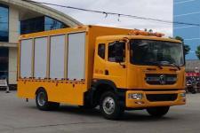 程力威CLW5161XXH5东风D9多利卡工程救险车
