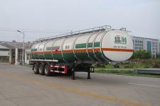 盛润12米32.9吨3轴铝合金运油半挂车(SKW9406GYYA)