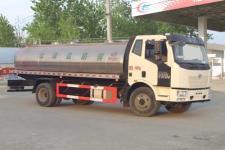 程力威牌CLW5161GNYC5型鲜奶运输车