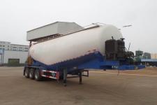 轩畅10.8米30.9吨3轴中密度粉粒物料运输半挂车(JFH9400GFL)