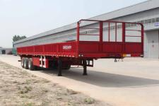 恒通梁山12.5米33.5吨3轴半挂车(CBZ9400)