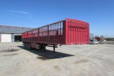 萬祥13米33.1吨3轴仓栅式运输半挂车(HWX9400CCYZ)