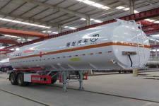 海福龙11米28.7吨2轴铝合金运油半挂车(PC9340GYYA)