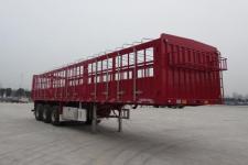 萬祥10米34吨3轴仓栅式运输半挂车(HWX9401CCY)