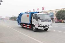 炎帝牌SZD5076ZYSQ5型压缩式垃圾车