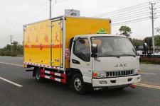 JHW5070XRYH易燃液体厢式运输车
