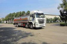 華威馳樂牌SGZ5321GRYZZ5J5型鋁合金易燃液體罐式運輸車