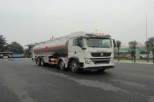 鋁合金易燃液體罐式運輸車