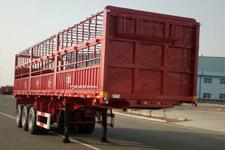 蒙凯12米31.5吨3轴仓栅式运输半挂车(MK9400CCYZ2)