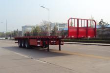 宇田13米34.3噸3軸平板運輸半掛車(LHJ9400TPB)