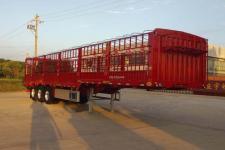 宇畅12.5米33.5吨3轴仓栅式运输半挂车(YCH9401CCYE)