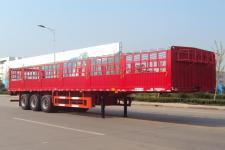 宇田13米34.1吨3轴仓栅式运输半挂车(LHJ9404CCY)