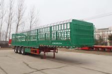 同强12米33.2吨3轴仓栅式运输半挂车(LJL9400CCYE)