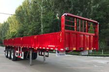 丞风10.5米34吨3轴栏板半挂车(JCF9401)