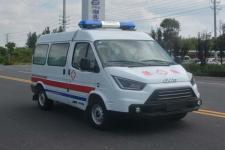 国五福特救护车