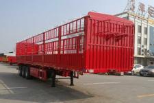 远东汽车12米32.6吨3轴仓栅式运输半挂车(YDA9400CCYB)