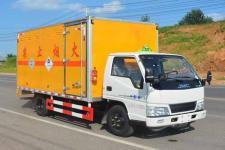 国五江铃毒性和感染性物品厢式运输车