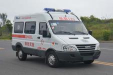 多士星牌JHW5040XJHNJ型依维柯C型救护车