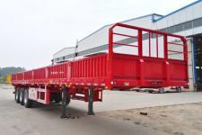 鑫永成11.5米34.3吨3轴栏板半挂车(YJH9400LDT)