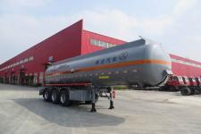 海福龙10.4米34吨3轴腐蚀性物品罐式运输半挂车(PC9400GFWD)