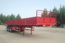 福财12米32.2吨3轴自卸半挂车(YJX9400ZA)