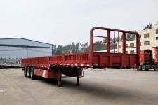 鲁际通12米33.9吨3轴栏板半挂车(LSJ9400E)