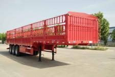 福财12米33.2吨3轴仓栅式运输半挂车(YJX9400CCYEA)