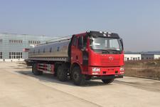 国五解放J6鲜奶运输车