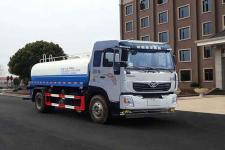 重汽12噸灑水車廠家直銷
