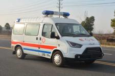 国六江铃特顺运输型救护车