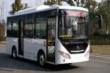 7.3米|12-25座万向纯电动城市客车(WXB6730GEV)