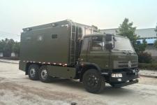 程力威牌CLW5090XZCE5型野外自行式炊事车