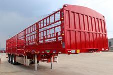 锣响12米31.8吨3轴仓栅式运输半挂车(LXC9408CCYE)