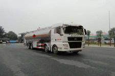 华威驰乐牌SGZ5322GYYZZ5C5型铝合金运油车