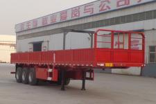 鲁襄11米31.5吨3轴栏板半挂车(THC9401)