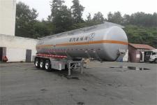 海福龙9.8米33.4吨3轴腐蚀性物品罐式运输半挂车(PC9400GFWH)