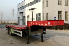 霸申特13米33.2吨3轴低平板半挂车(BST9401TDP)