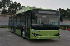 10.5米 18-28座金马纯电动低入口城市客车(TJK6105BEV)