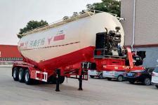 宇畅10.5米31.1吨3轴低密度粉粒物料运输半挂车(YCH9401GFL1)