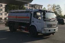 东风多利卡8吨流动加油车油罐车
