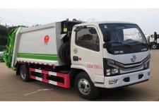 东风国六5方压缩式垃圾车价格