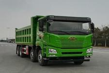 解放前四后八平头柴油自卸车国六350马力(CA3310P27K15L1T4E6A80)