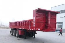 梁山平安8.5米31.5吨3轴自卸半挂车(TCC9400ZHX)